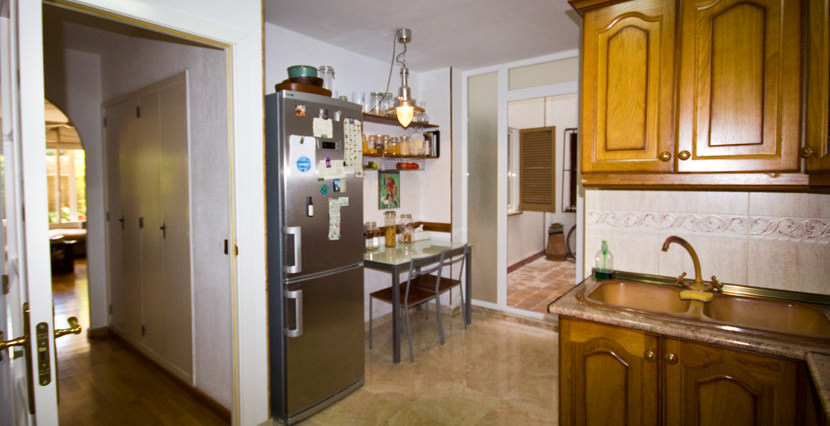 a property for sale in el terreno kitchen
