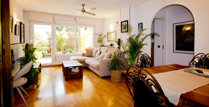 a property for sale in el terreno living area