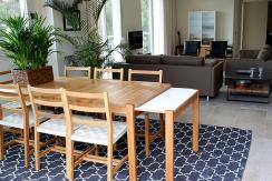 uniquevillasmallorca flat for sale near illetas dining area