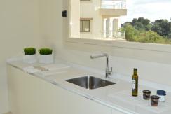 uniquevillasmallorca flat for sale near illetas kitchen