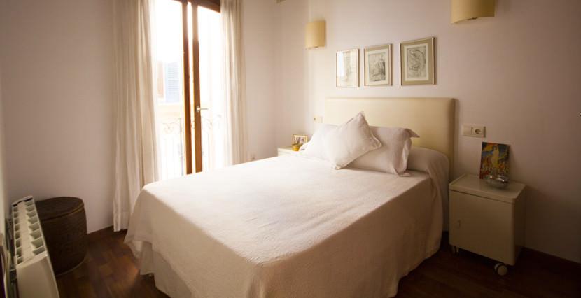 uniquevillasmallorca apartment for sale in Palma bedroom