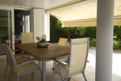 uniquevillasmallorca ground floor for sale in calvia porch area