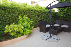 uniquevillasmallorca ground floor for sale in calvia terrace