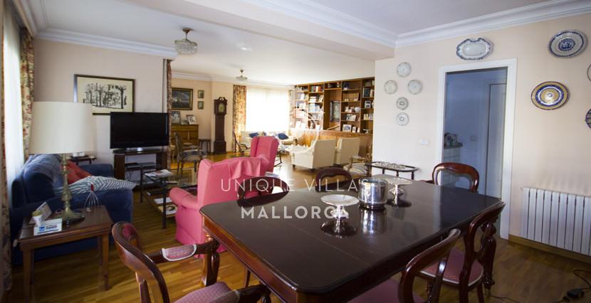 uniquevillasmallorca flat for sale in son dameto dining area