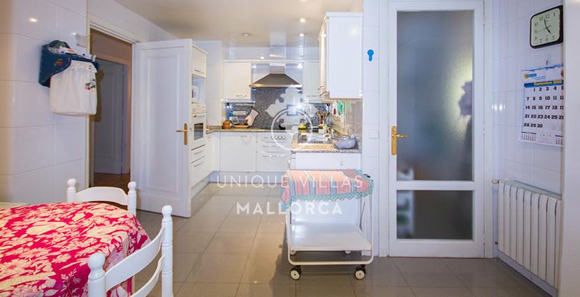 uniquevillasmallorca flat for sale in son dameto kitchen