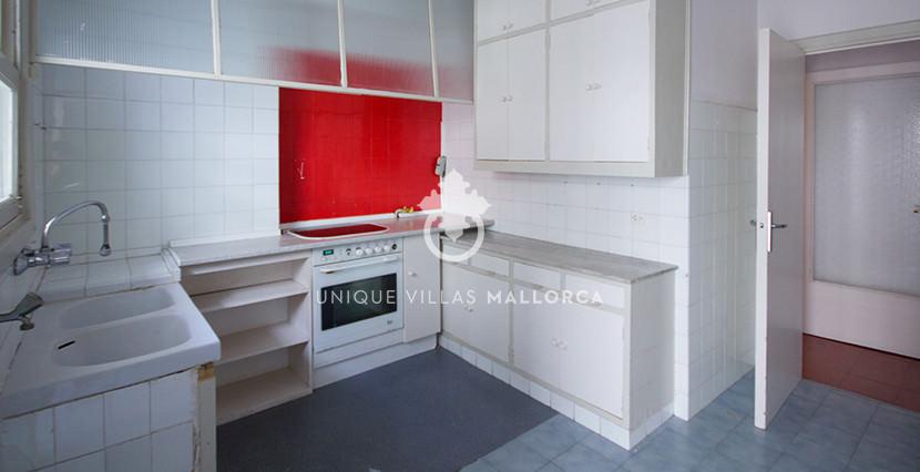 uniqueviillasmallorca piso en venta en palma mercat des tenis cocina