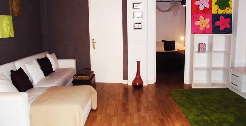 uniquevillasmallorca apartment for sale in old town palma living area 2