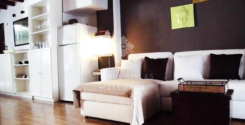 uniquevillasmallorca apartment for sale in old town palma living area 2l