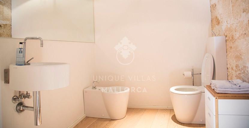 uniquevillasmallorca loft for sale in palma center bathroom