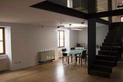 uniquevillasmallorca loft for sale in palma center living area