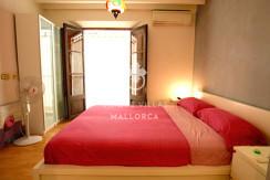 unique villas mallorca studio for sale in Palma center bedroom 1