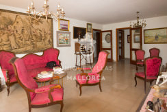 unique villas mallorca Flat to be Reformed for Sale in palma center living area 3