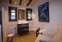 unique villas mallorca finca for sale in sencelles room