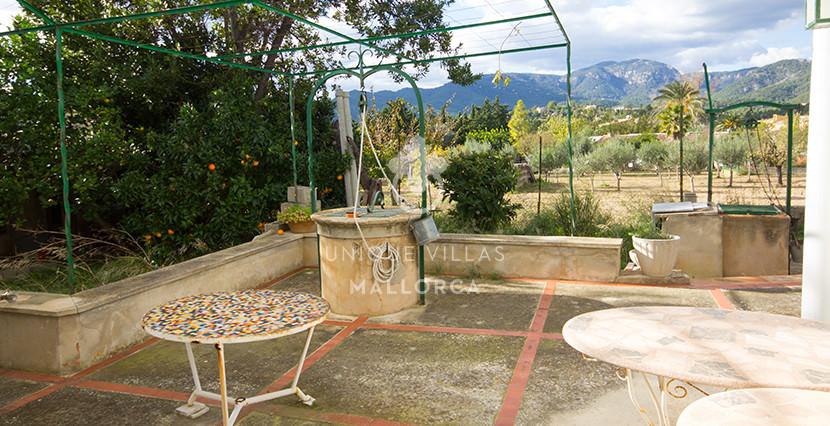 unique villas mallorca house for sale in Establiments view