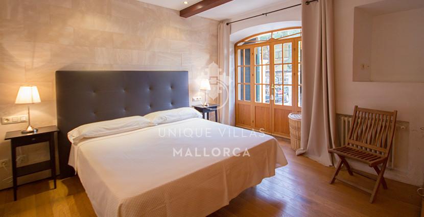unique villas mallorca house for sale in La Bonanova bedroom