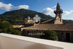 unique villas mallorca lovely 1 bedroom townhouse for sale in valldemossa views mountain