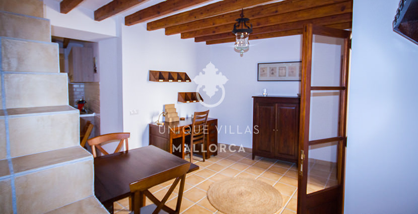 unique villas mallorca lovely townhouse for sale in valldemossa entrance