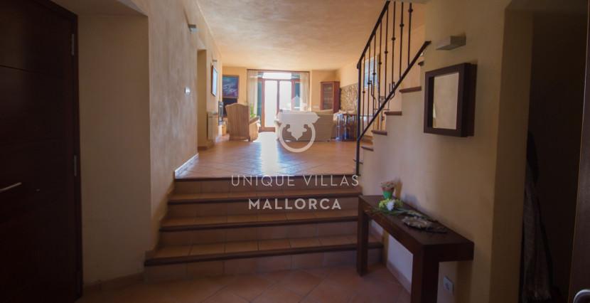 uniquevillasmallorca house for sale in establiments entrance