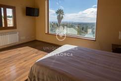 uniquevillasmallorca house for sale in establiments main bedroom views