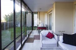 uniquevillasmallorca ground floor for sale in La Bonanova porch area