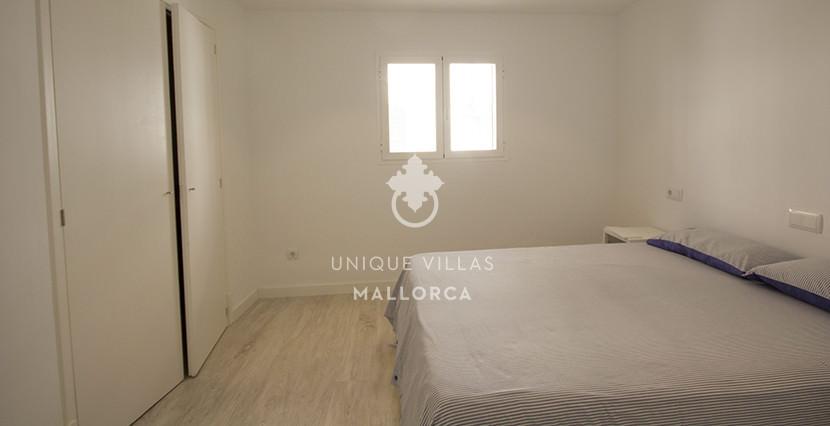 uniquevillasmallorca reformed flat for sale in Palma center bedroom 2