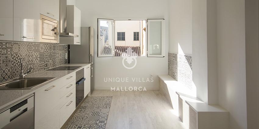 Soleado Apartamento Reformado en venta en Palma Centro