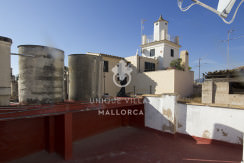 uniquevillasmallorca reformed flat for sale in Palma center terrace community