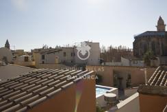 uniquevillasmallorca reformed flat for sale in Palma center views