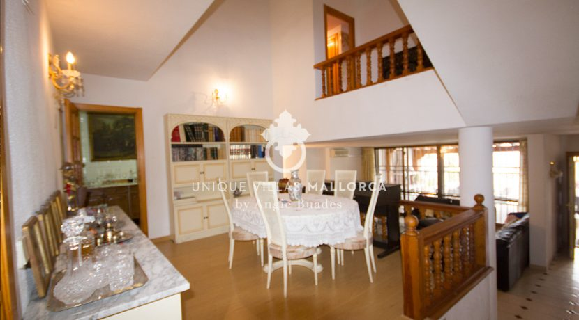 semidetached house for sale in calvia uvm155 dining room