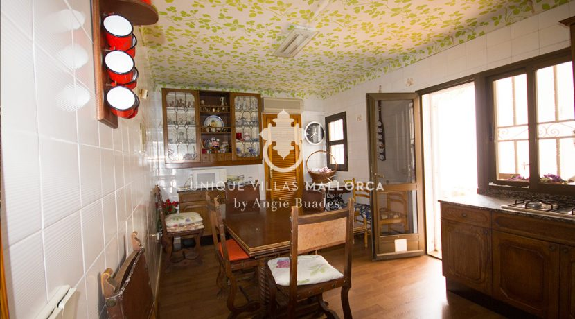 semidetached house for sale in calvia uvm155 kitchen