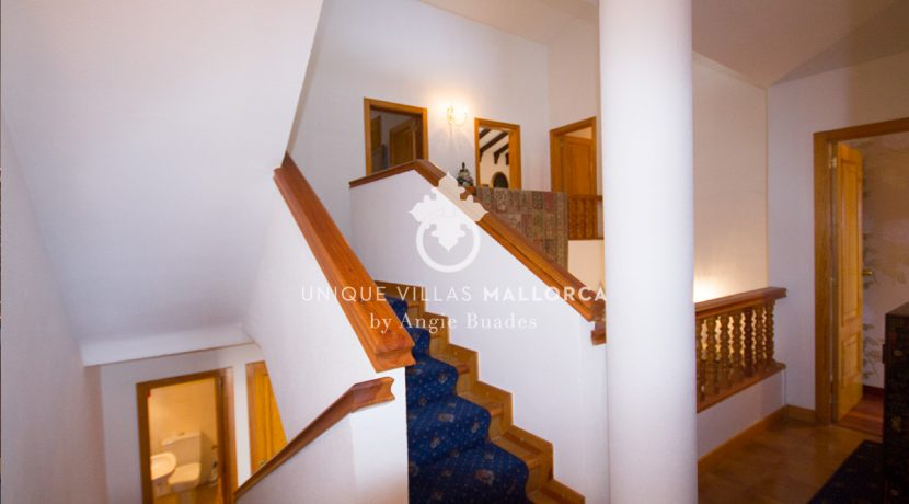 semidetached house for sale in calvia uvm155 staircase