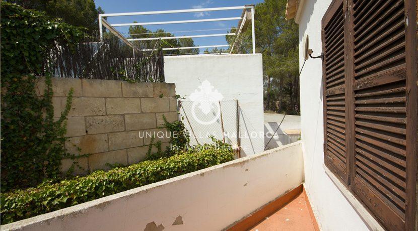semidetached house for sale in calvia uvm155 terrace