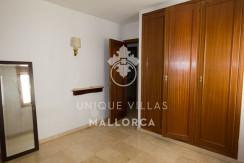 uniquevillasmallorca flat for sale in Palma center bedroom