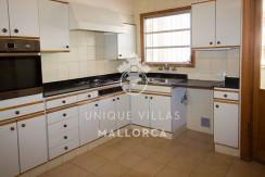 uniquevillasmallorca flat for sale in Palma center kitchen