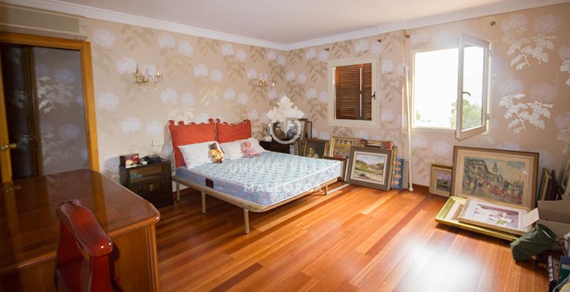 uniquevillasmallorca property for sale in cas catala vith sea views bedroom