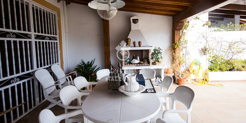 Semi-Detached House with Sea Views for Sale in Calvia