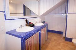 uniquevillasmallorca stylish duplex for sale in cas catala bathroom 2