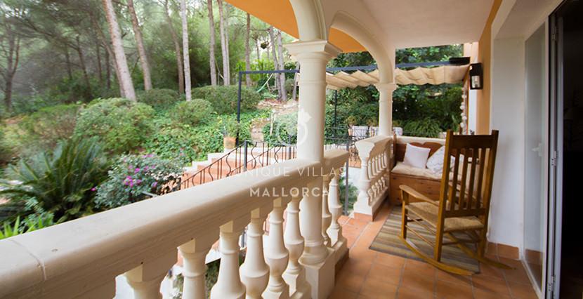 uniquevillasmallorca stylish duplex for sale in cas catala garden view