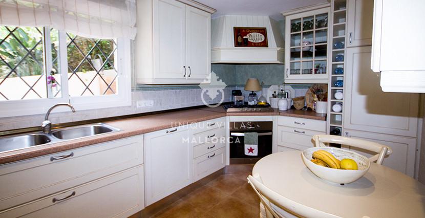 uniquevillasmallorca stylish duplex for sale in cas catala kitchen 2
