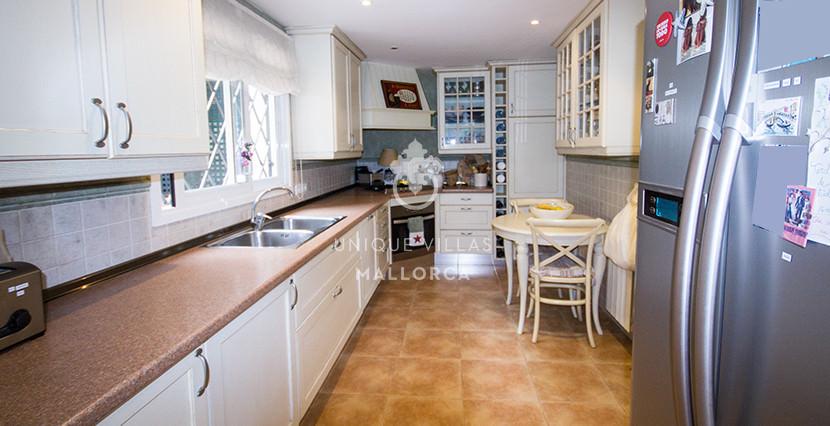 uniquevillasmallorca stylish duplex for sale in cas catala kitchen