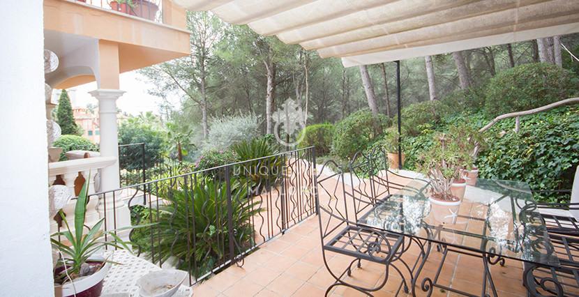uniquevillasmallorca stylish duplex for sale in cas catala terrace