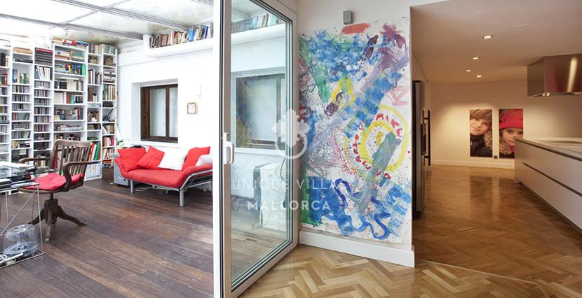 uvm152 loft flat for sale near palma studio area