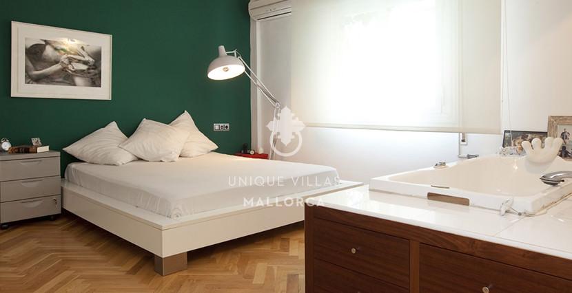 uvm152loft flat for sale near palma pool area bedroom