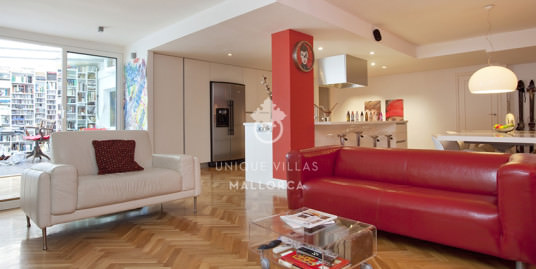 Stylish Reformed Ground Floor with Garden for Sale