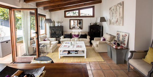 Sunny Detached House with Garden in Old Bendinat-uvm156-SOLD