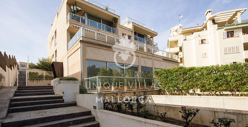 modern ground floor for sale in Santa Ponsa property