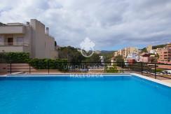 uniquevillasmallorca flat for sale in La Bonanova with swimming pool 1