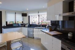 uniquevillasmallorca flat for sale in La Bonanova with swimming pool kitchen 2