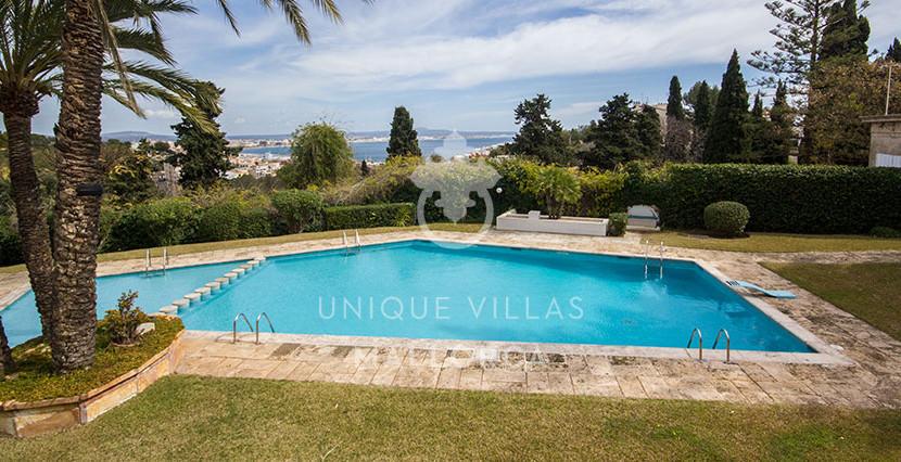 uniquevillasmallorca flat for sale in La Bonanova area 15