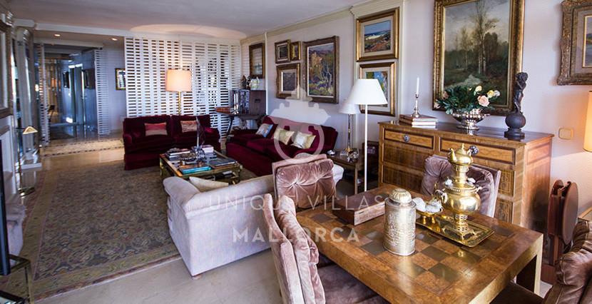 uniquevillasmallorca flat for sale in La Bonanova area 2
